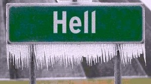 Hell Freezing Over